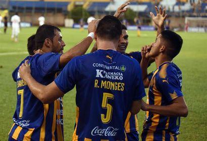 Deportivo Cuenca por la difícil misión de remontar ante Sportivo Luqueño