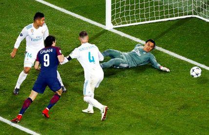 1-2. El Real Madrid apaga el infierno de París