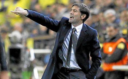 Marcelino pretende bombardear al Sevilla