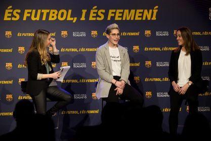 El Barcelona se vuelca con el fútbol femenino con una jornada monográfica