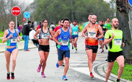 El 'running' triunfa en la UPO