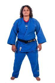 Melissa Mojica, la judoca que aprendió con las lesiones a ser paciente