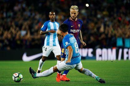El Barça, a dar otro paso hacia el título ante un Málaga a la desesperada