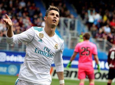 1-2. Cristiano mantiene al Real Madrid enganchado en la Liga