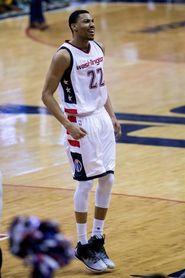 97-116. Porter sin muestras de su lesión lidera triunfo de Wizards