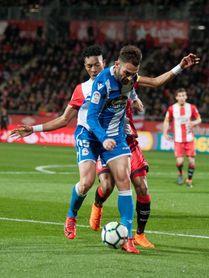 """Adrián considera que es """"vital, pero no definitivo"""" el partido con Las Palmas"""