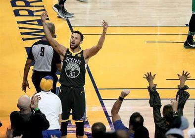 Curry no viajará con los Warriors y será baja en dos partidos de la gira