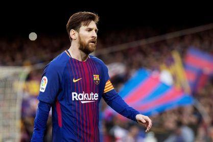 Messi publica la primera imagen de Ciro, su tercer hijo