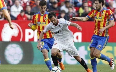 Sevilla F.C. 0-2 Valencia: Despierta, cierra los ojos y sigue soñando