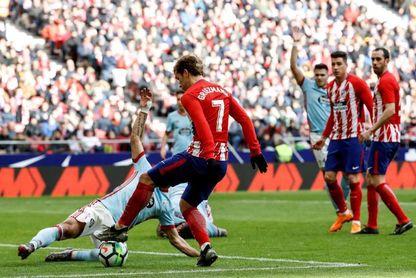 3-0. El Atlético golea sin exprimirse
