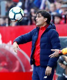 Montella se lleva a Manchester a 23 jugadores, sin Navas ni Corchia
