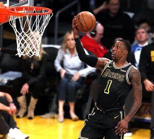 127-113. Los Lakers se crecen ante unos Cavs que pierden la tercera plaza del Este