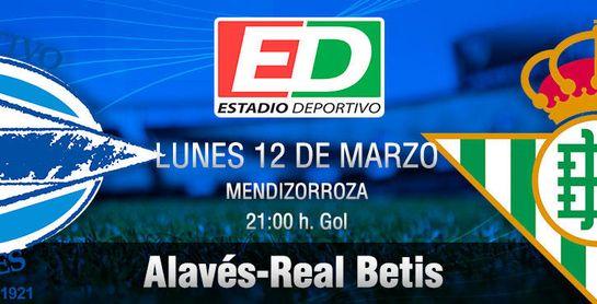Alavés-Real Betis: Que el debate tenga vigencia