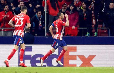 Atlético y Arsenal tocan los cuartos; Athletic y Dortmund, difícil panorama