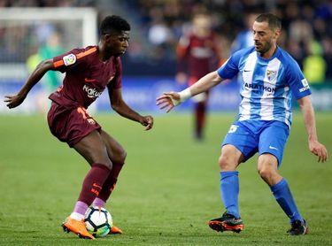 El Málaga pasa en 5 años de cuartos de ´Champions´ a ver cerca el descenso