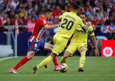 El Villarreal goleó al Atlético en su última visita y lleva dos con victoria