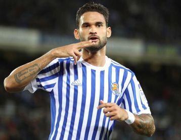 "Willian José, ""orgulloso"" de su convocatoria con Brasil"