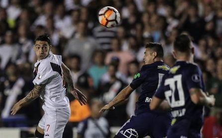 0-1. La Universidad de Chile se lleva una valiosa victoria de Río de Janeiro