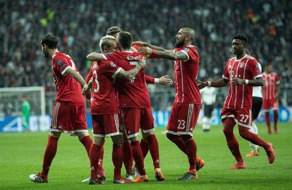 1-3. El Bayern refrenda su pase a cuartos con triunfo en Estambul
