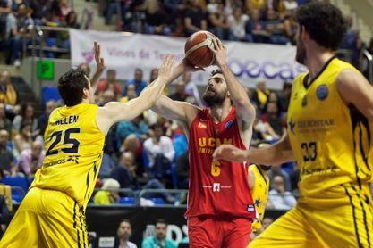 72-83: El UCAM Murcia gana en Tenerife y se clasifica para cuartos de final
