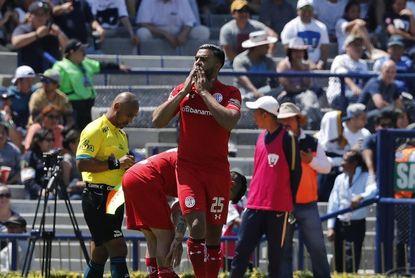 El argentino Canelo anota dos goles en el triunfo de Toluca que pasa a semifinales