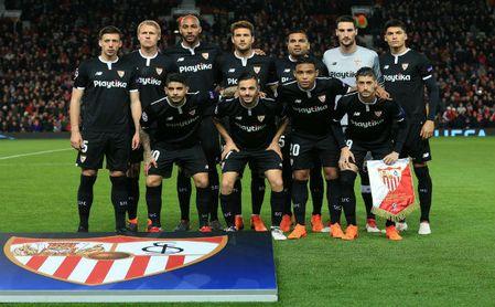 El Sevilla toma la alternativa en Champions.