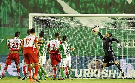 Imagen del Betis-Espanyol de la 16/17.