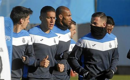 El Espanyol da la lista de convocados para el partido contra el Betis