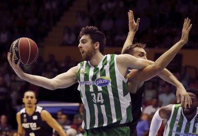 Quintana: El partido de Bilbao es una final contra un rival directo