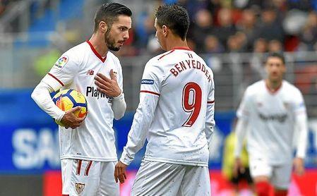 Pese a sus ocho goles y 10 asistencias, Sarabia sigue sin ser citado por Lopetegui.