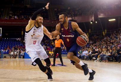 Cancar y Jenkins, principales novedades del San Pablo para recibir al Barça