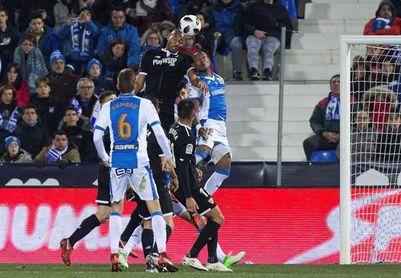 El Leganés recibe la visita de un Sevilla repleto de confianza