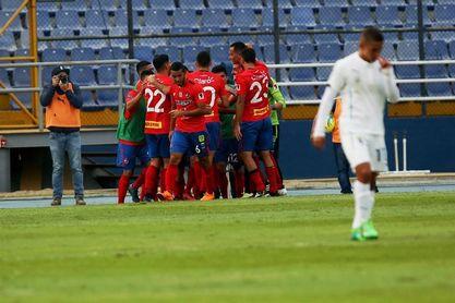 0-1. Un gol del uruguayo Puerari entregó el clásico guatemalteco al Municipal