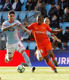 0-0. Un empate sin goles aleja al Celta y Málaga de sus objetivos