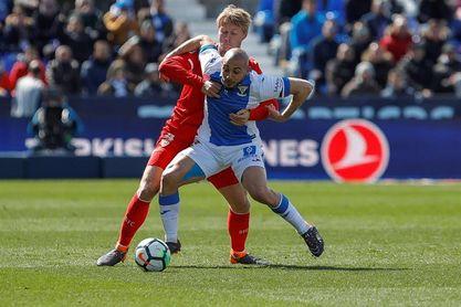 2-1: El Sevilla recibe una dura dosis de realidad liguera en Butarque