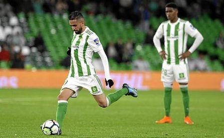 Boudebouz culminó su gran actuación ante el Espanyol con un gol.
