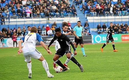 Al equipo de José Juan le birlaron un gol ´fantasma´.