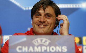 """Montella: """"No sé qué pasaría si me ofrecieran entrenar a Italia"""""""