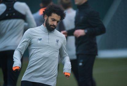 El póker de Salah le catapulta por encima de Messi en la Bota de Oro