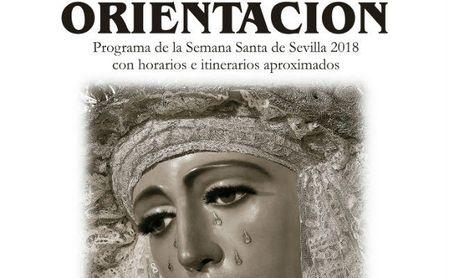 Helvetia presenta 'Orientación', el programa de mano decano de la Semana Santa de Sevilla