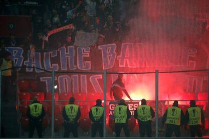 La UEFA abre expediente disciplinario por los incidentes en el Athletic-Olympique