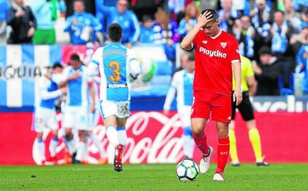 Sin colchón, el Sevilla tira de cuentas