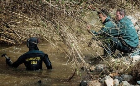Localizan el cadáver del guardia civil desaparecido en Guillena.