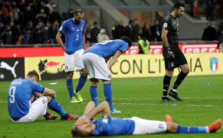 """Raiola: """"Tenemos una selección italiana que da asco"""""""