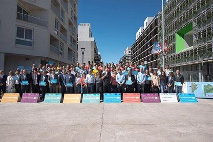 Lanzan en Argentina el Tour de la Antorcha Olímpica de los Juegos de la Juventud