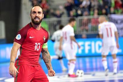 Ricardinho anuncia su retirada de la selección lusa tras el Mundial de 2020