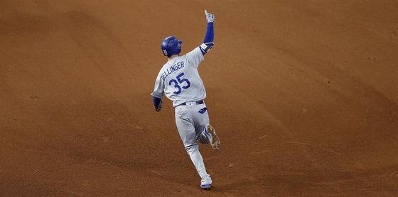 Bellinger, último jugador de Dodgers, lesionado; Turner no necesita operación