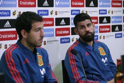 Rueda de prensa de Parejo y Costa