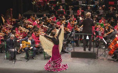 Llega el concierto solidario que fusiona Flamenco y Sinfónico