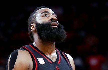 Harden y Rockets cortan la racha ganadora de Trail Blazers; Celtics a Thunder